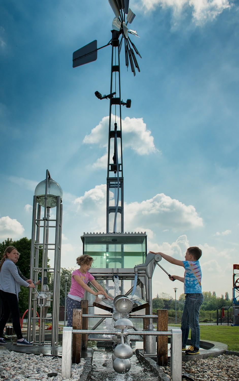 Sztolnia - Park 12C - atrakcje naziemne<p alt=
